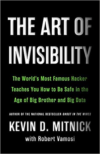 Book Review - The Art of Invisibility